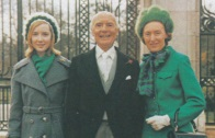 Sir Frank and Lady Taylor 1974_HISTORY THUMB